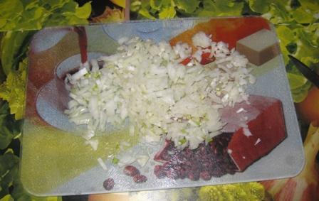 готовим оладьи из печени фото