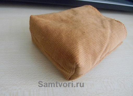 как сшить простой рюкзак для мишки тедди