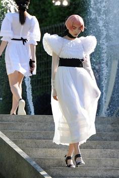 лето 2013 модные платья