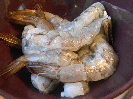 как приготовить сырые креветки рецепт с фото