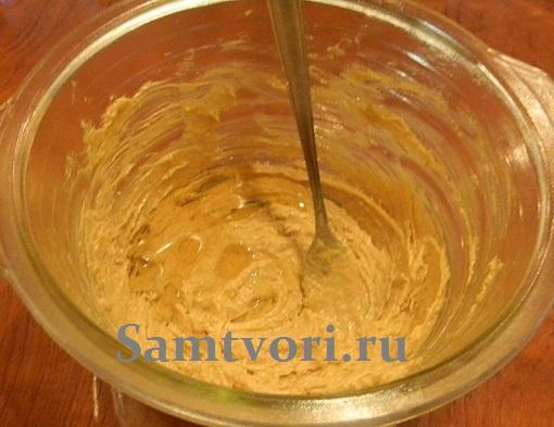 печем печенье с курагой