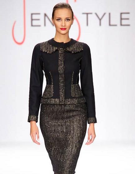 женская мода осень 2014-зима 2015