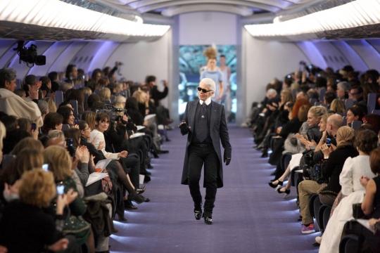 Chanel в небесах