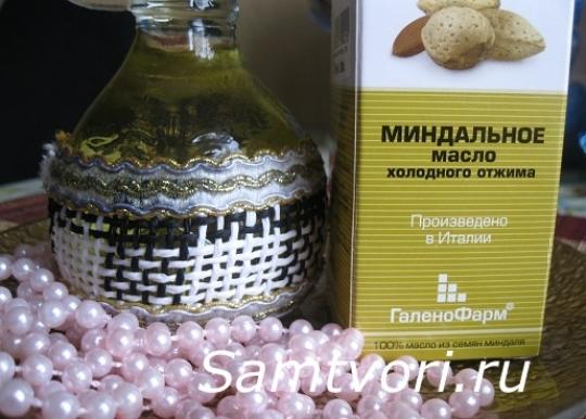 Миндальное масло: Красота и здоровье