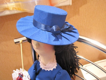 Шляпка для Мэри Поппинс