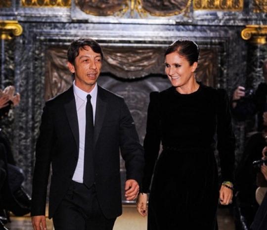 Valentino: Пастораль по-королевски